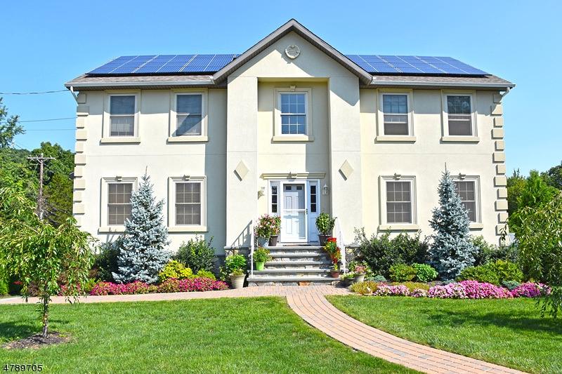 Maison unifamiliale pour l Vente à 130 Quaker Church Road Randolph, New Jersey 07869 États-Unis