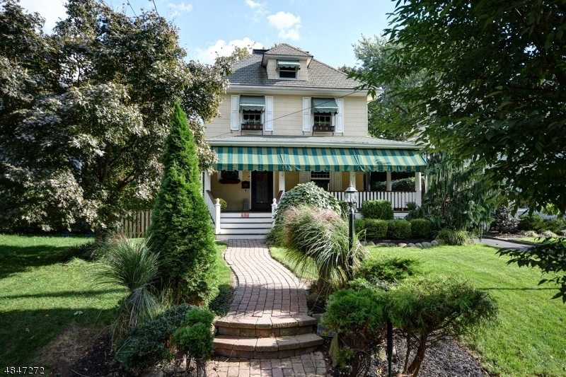Single Family Home for Sale at 650 RAYMOND ST 650 RAYMOND ST Westfield, New Jersey 07090 United States