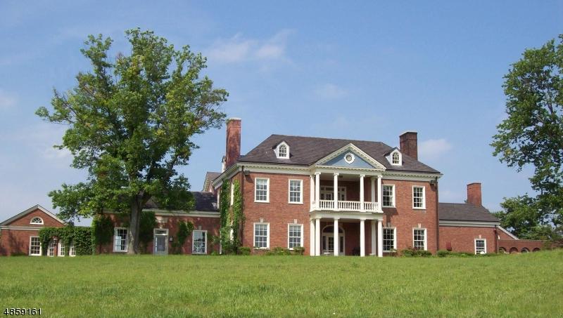Частный односемейный дом для того Продажа на 355 RATTLESNAKE BRIDGE Road Bedminster, Нью-Джерси 07921 Соединенные Штаты