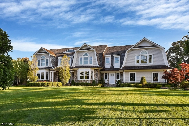 Single Family Home for Sale at 4 MILLBROOK Lane Franklin Lakes, New Jersey 07417 United States