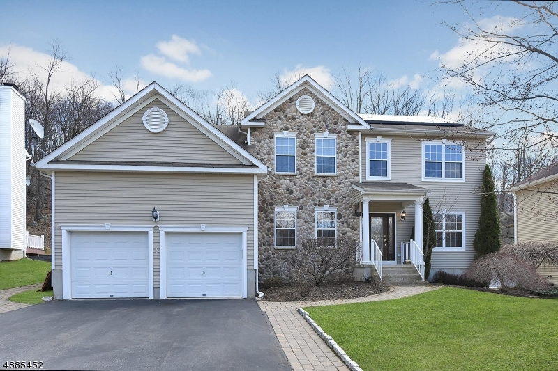 独户住宅 为 销售 在 Jefferson Township, 新泽西州 07849 美国