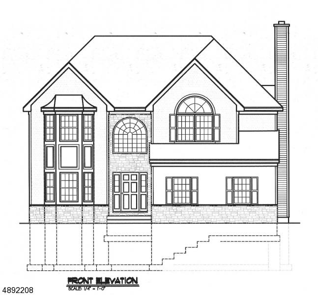 Single Family Homes för Försäljning vid Mount Olive, New Jersey 07853 Förenta staterna