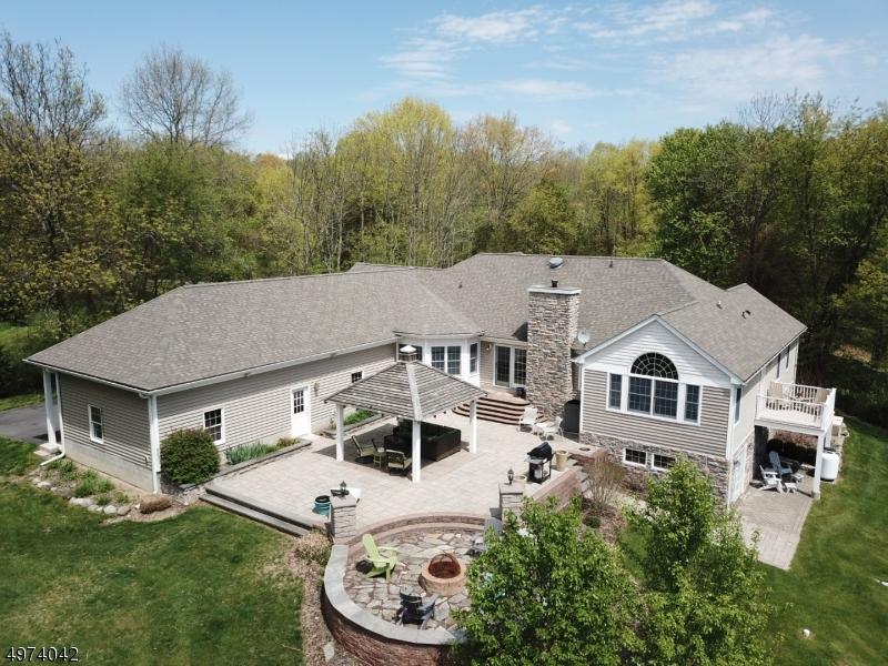 Single Family Homes per Vendita alle ore Frelinghuysen Township, New Jersey 07825 Stati Uniti