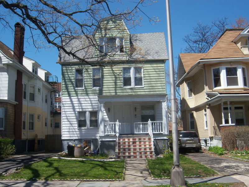 Single Family Home for Sale at 163 S BURNET Street East Orange, New Jersey 07018 United States