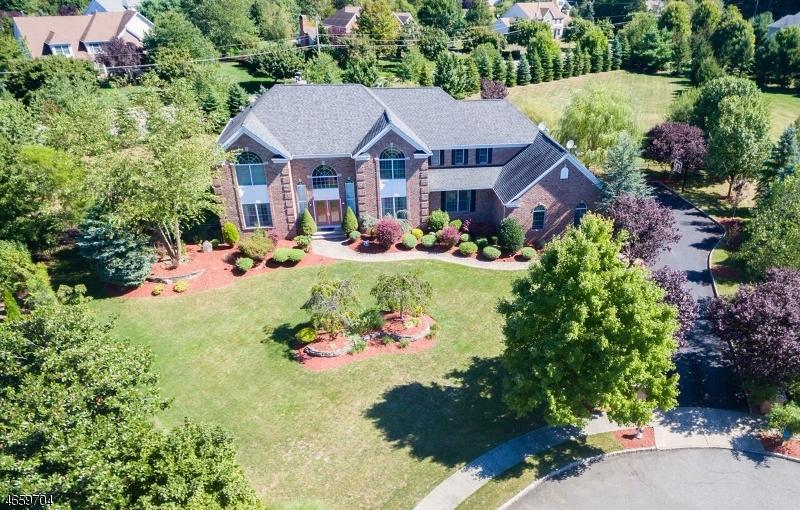 Частный односемейный дом для того Продажа на 6 Harcourt Ter Denville, 07834 Соединенные Штаты