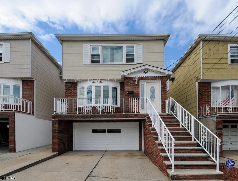 多户住宅 为 销售 在 605 Schuyler Avenue Kearny, 07032 美国