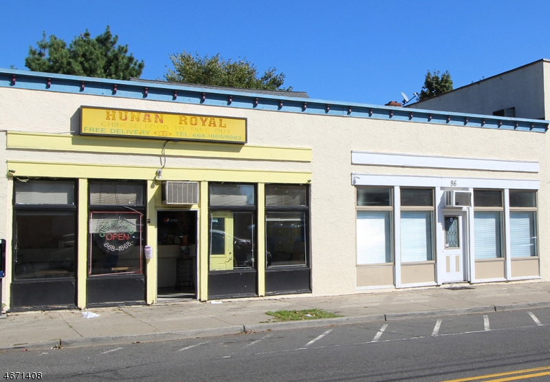 Commercial for Sale at 86-88 WATCHUNG Avenue Plainfield, 07060 United States