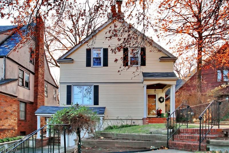 独户住宅 为 销售 在 191 Fairview Avenue Rutherford, 新泽西州 07070 美国