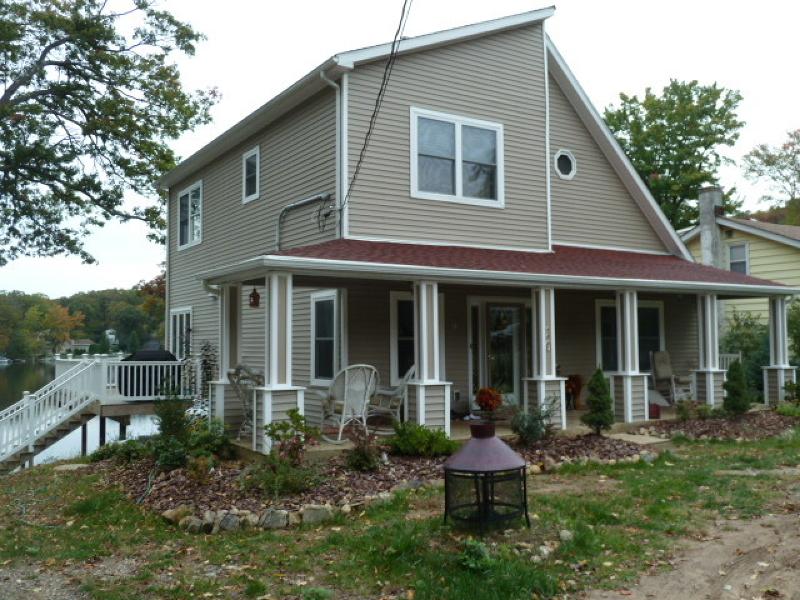 Частный односемейный дом для того Аренда на 10 Emerson Road Hewitt, Нью-Джерси 07421 Соединенные Штаты