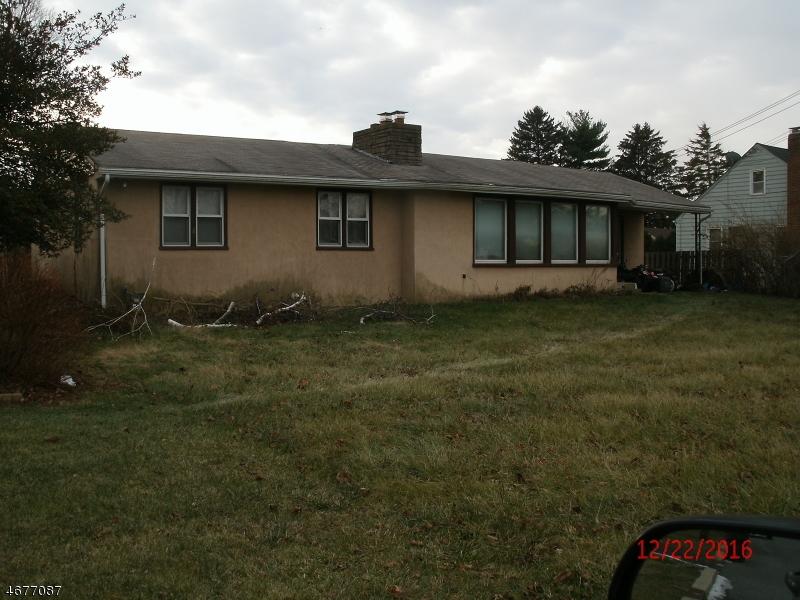 Частный односемейный дом для того Продажа на 854 Sigsbee Avenue Alpha, 08865 Соединенные Штаты