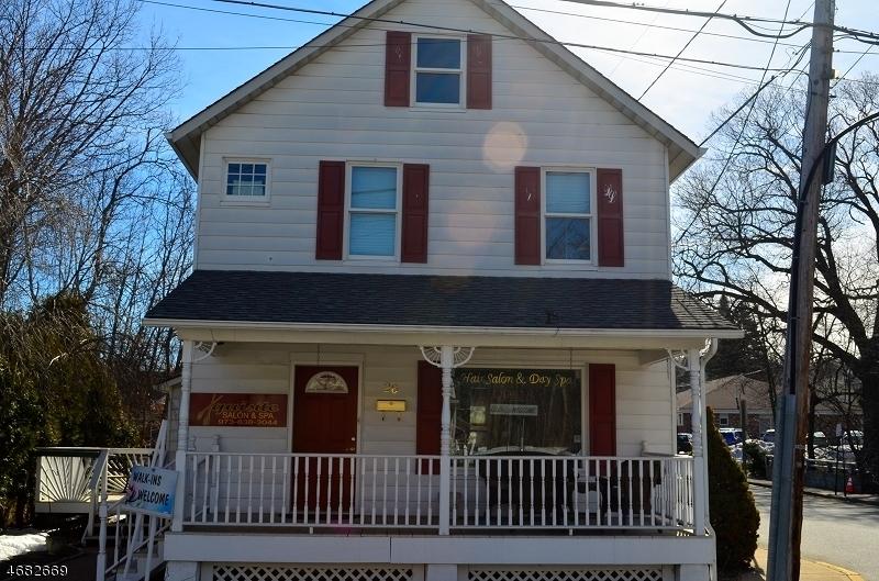 Ticari için Satış at 26 Boonton Avenue Butler, New Jersey 07405 Amerika Birleşik Devletleri