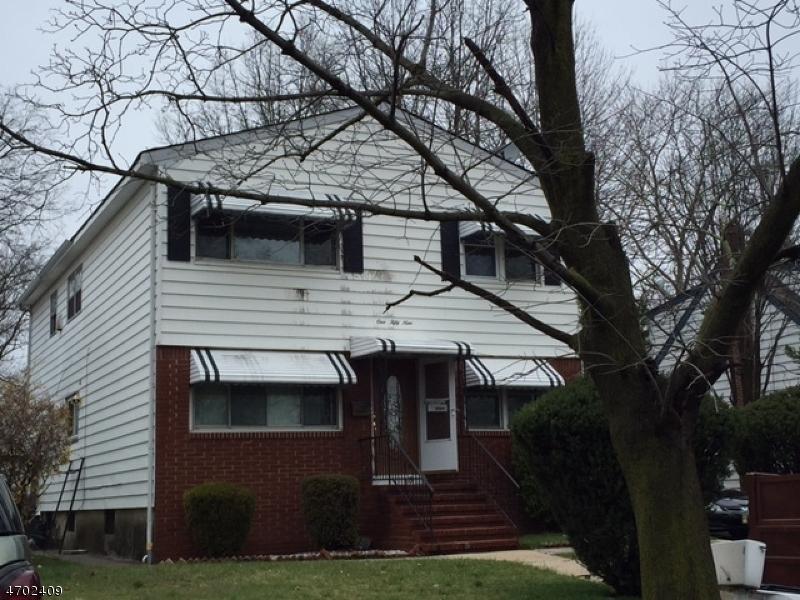 Частный односемейный дом для того Аренда на 159 E 10th Avenue Roselle, Нью-Джерси 07203 Соединенные Штаты