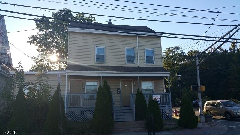 Casa Unifamiliar por un Alquiler en 495 Belmont Avenue Haledon, Nueva Jersey 07508 Estados Unidos