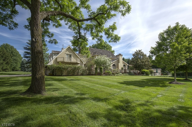 Casa para uma família para Venda às 6 Orchard Lane 6 Orchard Lane Tewksbury Township, Nova Jersey 08833 Estados Unidos