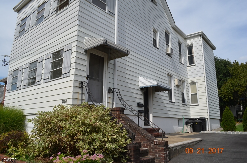 Single Family Home for Rent at 507 Madeline Ave 2nd floor Garfield, New Jersey 07026 United States