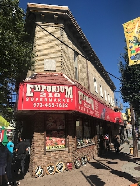 Commercial for Sale at 214--218 FERRY Street 214--218 FERRY Street Newark, New Jersey 07105 United States