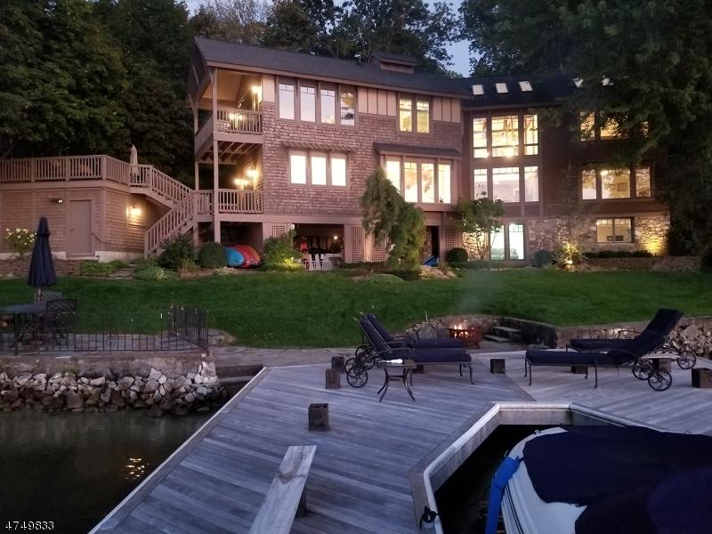 Casa Unifamiliar por un Venta en 230 E Shore Trail Sparta, Nueva Jersey 07871 Estados Unidos