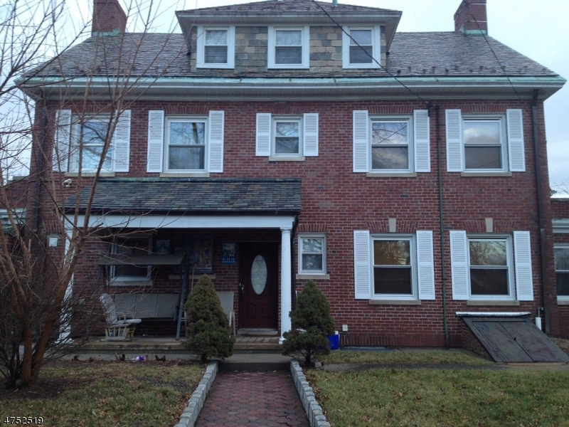 Single Family Home for Sale at 40 Carpenter Street 40 Carpenter Street Belleville, New Jersey 07109 United States