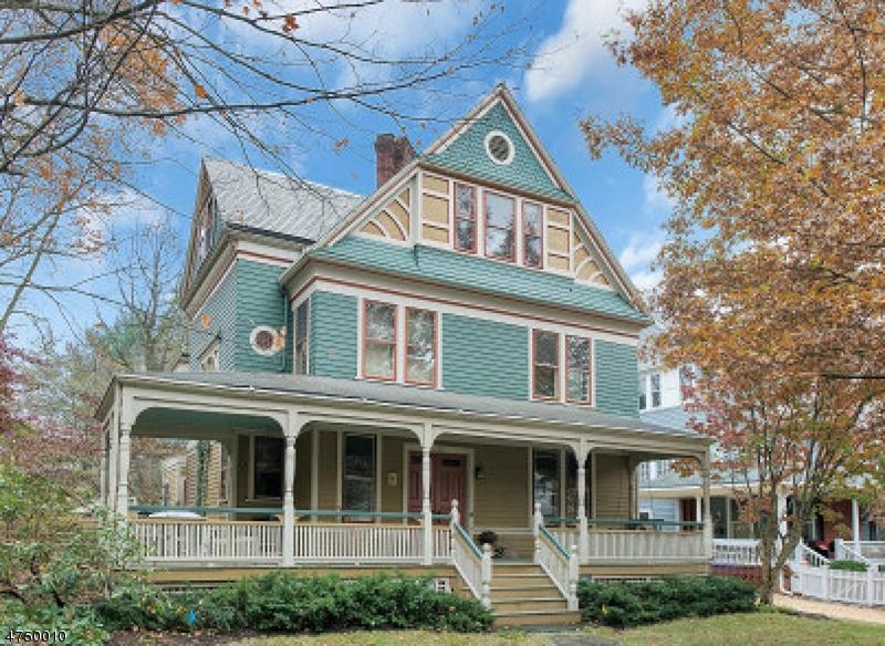 Μονοκατοικία για την Πώληση στο 14 Farragut Place 14 Farragut Place Morristown, Νιου Τζερσεϋ 07960 Ηνωμενεσ Πολιτειεσ