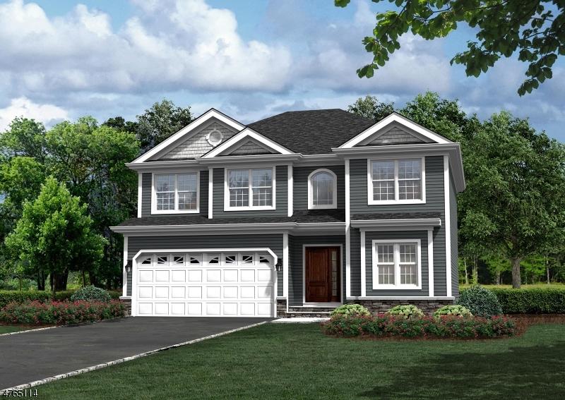 Частный односемейный дом для того Продажа на 58 Durrell Street Verona, Нью-Джерси 07044 Соединенные Штаты