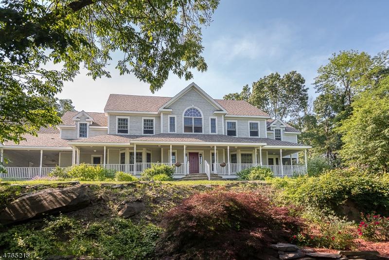 独户住宅 为 销售 在 11 Overlook Road 牛顿, 新泽西州 07860 美国
