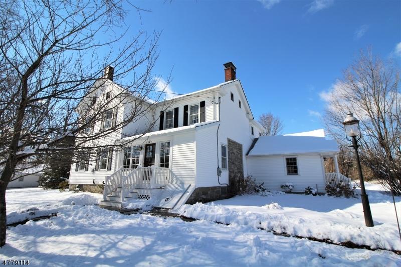 Частный односемейный дом для того Продажа на 41 Cooke Road Blairstown, Нью-Джерси 07825 Соединенные Штаты