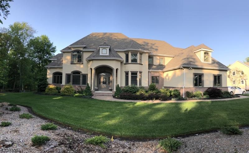 Частный односемейный дом для того Продажа на 1707 Mountain Top Road Bridgewater, Нью-Джерси 08807 Соединенные Штаты