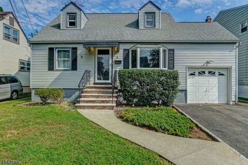 Single Family Home for Sale at 2723 BURWELL Street Union, New Jersey 07083 United States