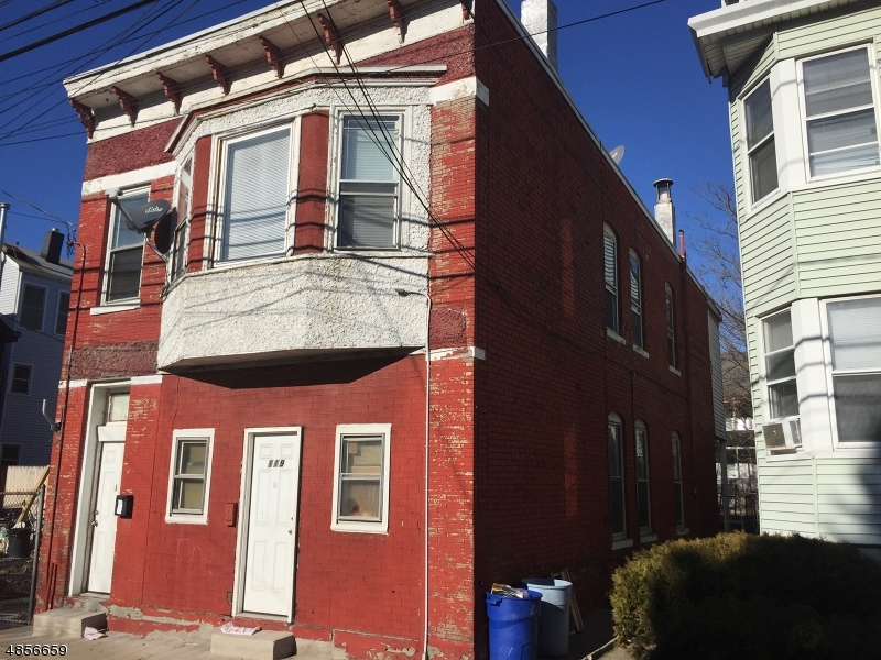multi-family homes للـ Sale في Paterson, New Jersey 07524 United States