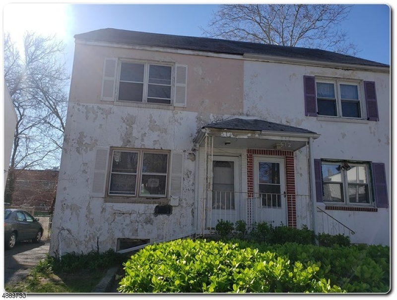 Single Family Home for Sale at 514 N GROVE ST 514 N GROVE ST East Orange, New Jersey 07017 United States