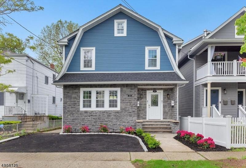 Single Family Homes para Alugar às Montclair, Nova Jersey 07042 Estados Unidos