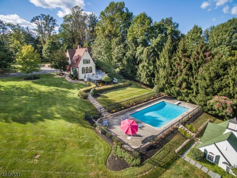 Single Family Homes 용 매매 에 Morris Township, 뉴저지 07960 미국