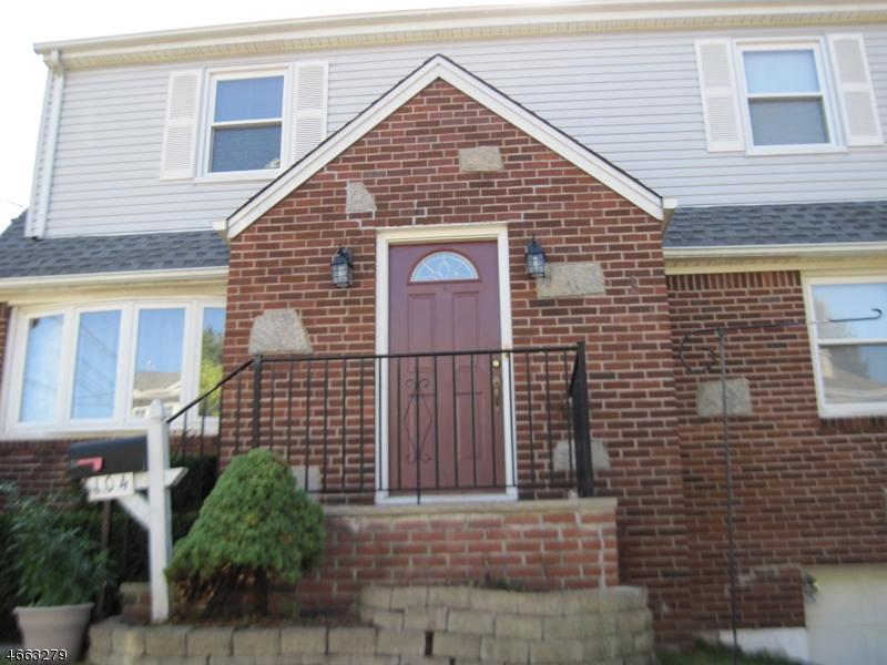 Casa Unifamiliar por un Alquiler en 104 Norwood Avenue Lodi, Nueva Jersey 07644 Estados Unidos