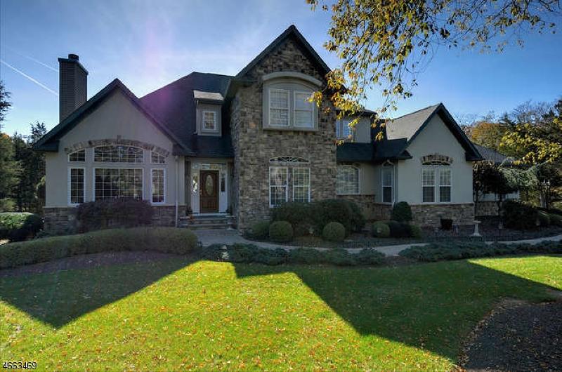 独户住宅 为 销售 在 14 Indian Ter 拉斐特, 新泽西州 07848 美国
