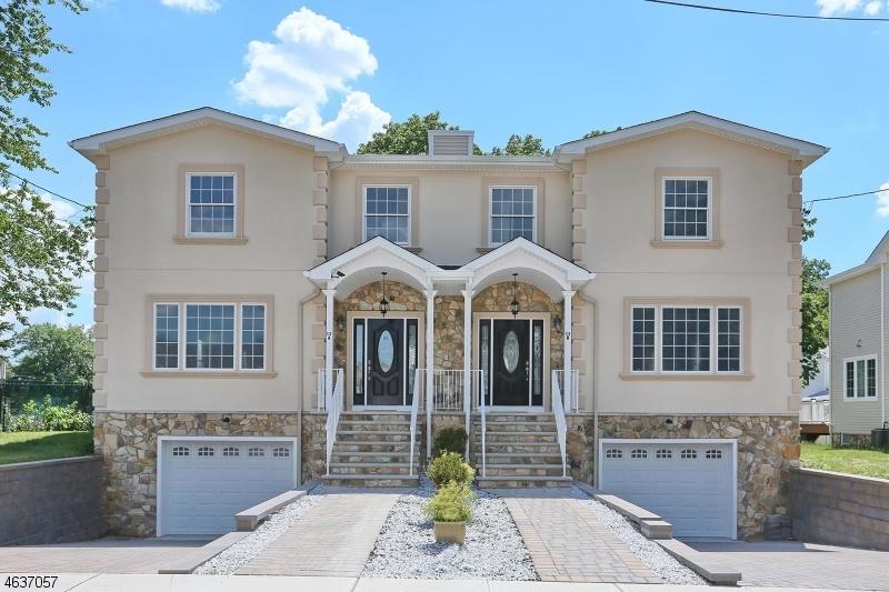 Частный односемейный дом для того Продажа на 138B KIPP Avenue Lodi, 07644 Соединенные Штаты
