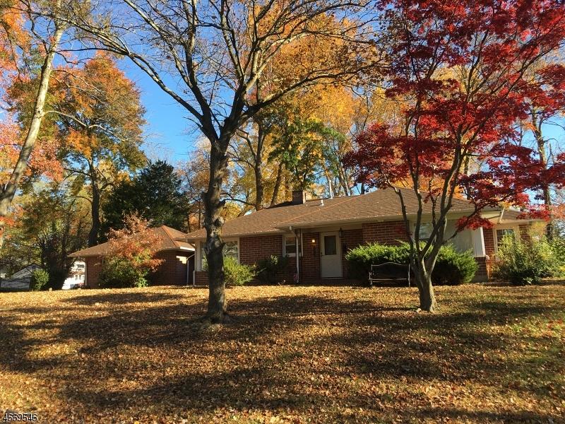 Частный односемейный дом для того Продажа на 250 S Fork Road Mountainside, 07092 Соединенные Штаты