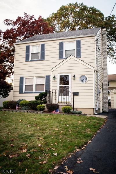 Einfamilienhaus für Verkauf beim Address Not Available Belleville, New Jersey 07109 Vereinigte Staaten