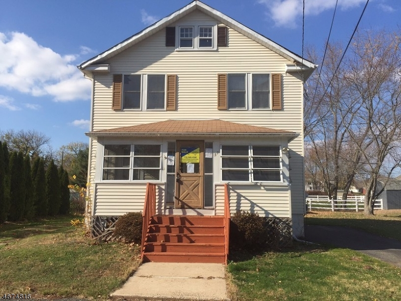 Single Family Home for Sale at 37 1st Street Flagtown, 08821 United States
