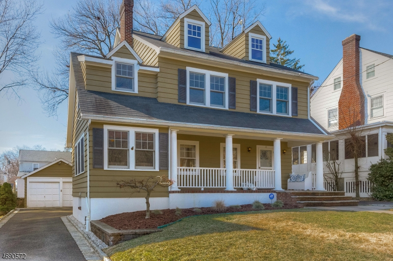 Single Family Home for Sale at 12 Hoffman Street Maplewood, 07040 United States