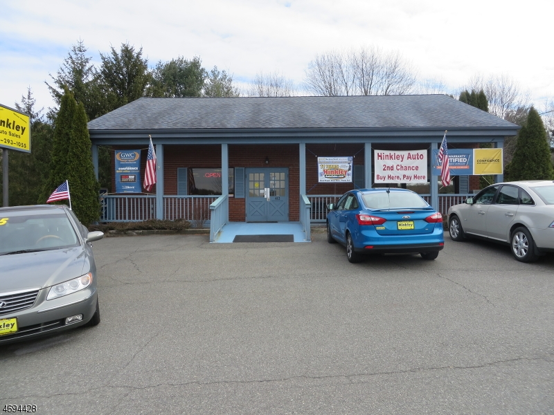 Commercial for Sale at 413 ROUTE 206 Montague, 07827 United States