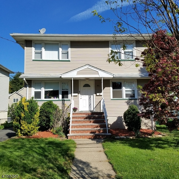 Single Family Home for Rent at 84 BENJAMIN ST Apt 1 Cranford, New Jersey 07016 United States