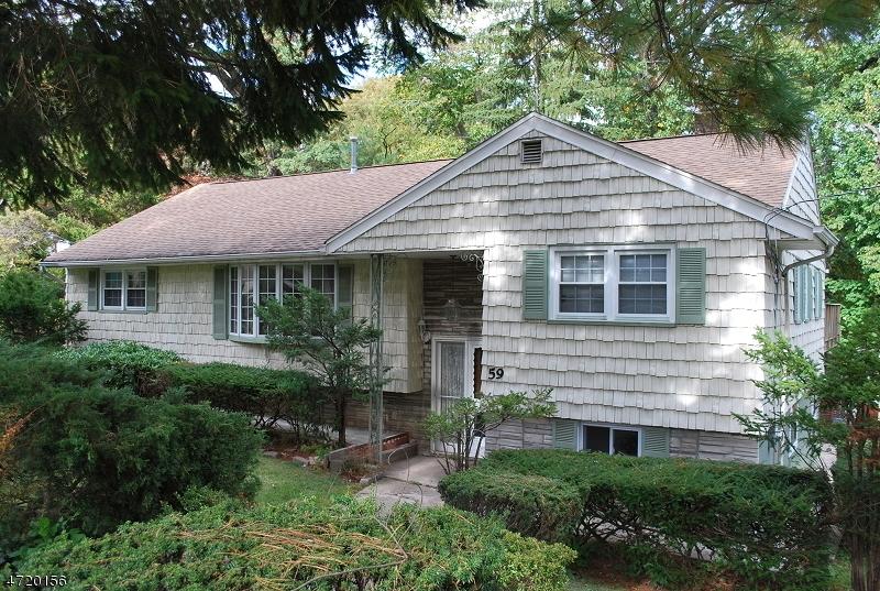 Maison unifamiliale pour l à louer à 59 Brookside Road West Orange, New Jersey 07052 États-Unis