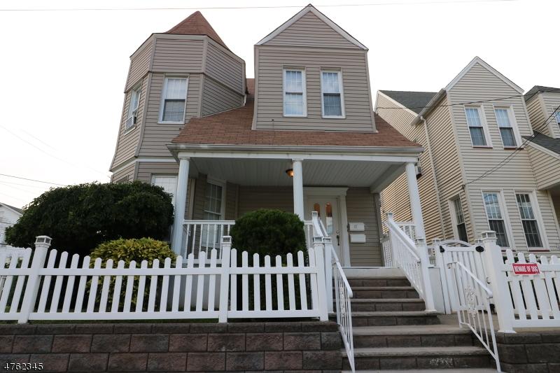 独户住宅 为 出租 在 87 UNION Avenue Belleville, 新泽西州 07109 美国