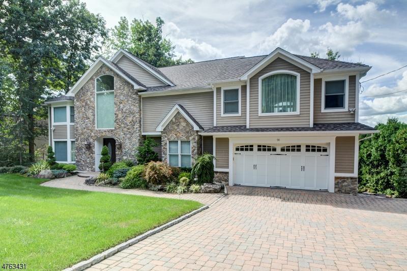 Enfamiljshus för Hyra vid 90 PINES LAKE Drive Wayne, New Jersey 07470 Usa
