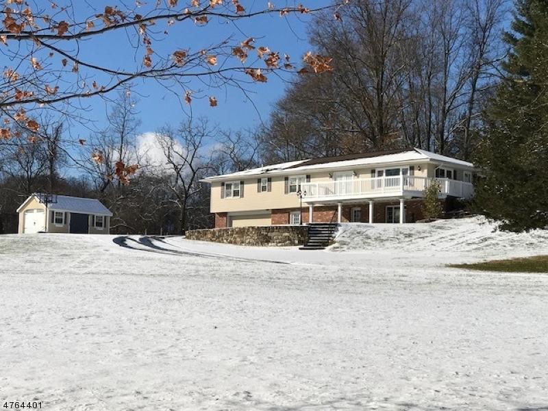 Single Family Home for Sale at 3 Cedar Ridge Road 3 Cedar Ridge Road Tewksbury Township, New Jersey 08833 United States