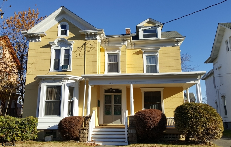 Multi-Family Home for Sale at 124 GROVE Street North Plainfield, New Jersey 07060 United States