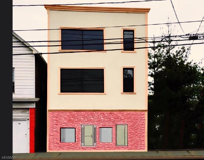 Vivienda multifamiliar por un Venta en 859 E JERSEY Street Elizabeth, Nueva Jersey 07201 Estados Unidos