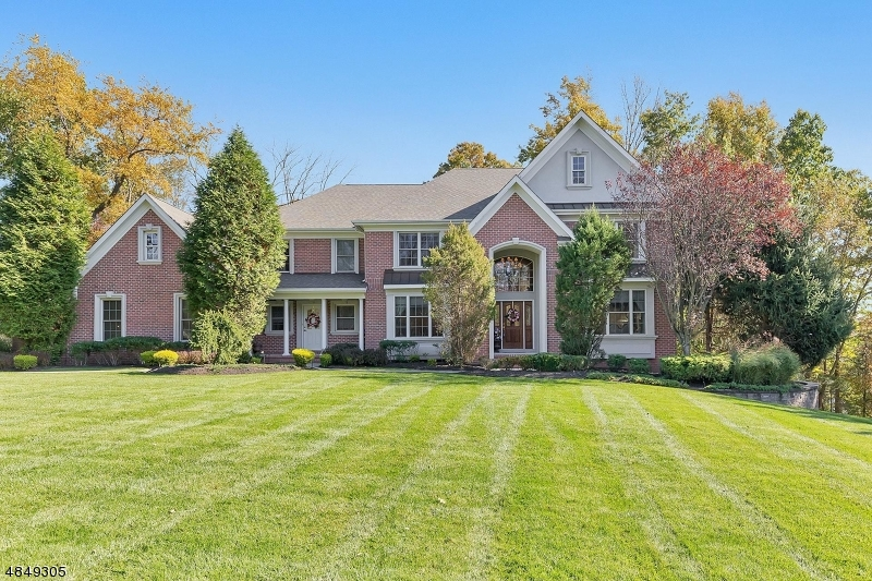 Single Family Home for Sale at 1 MEADOW VIEW Court Branchburg, New Jersey 08876 United States