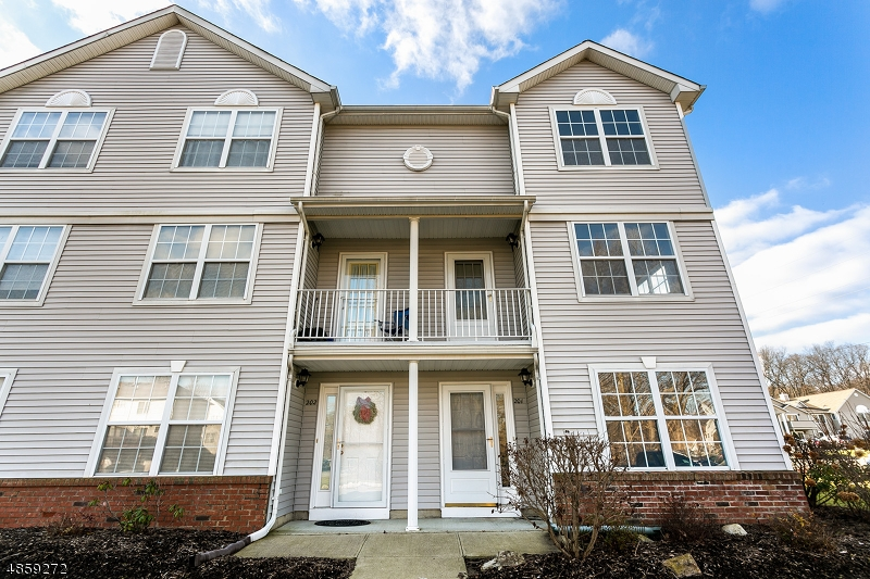 Condominium for Sale at 201 TULSA CT 201 TULSA CT Independence Township, New Jersey 07840 United States