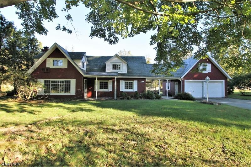 Property för Försäljning vid 125 MINE HILL Road Mount Olive, New Jersey 07840 Förenta staterna